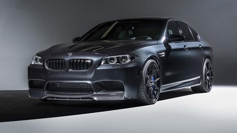 BMW M5 F10 Bi-turbo - 560Hp