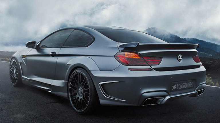 BMW M6 V8 4.4 Bi-Turbo - 560Hp