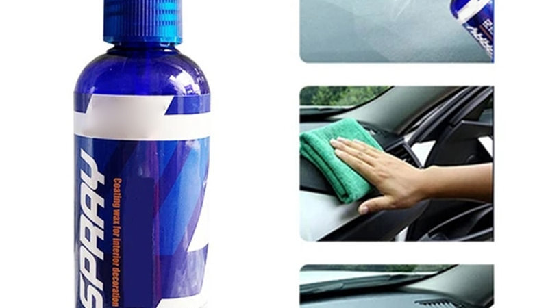 100ml Anti Scratch Hydrophobic Polish Nano Coating Agent for Fog-Free Deep