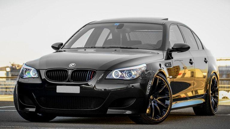 BMW M5 E60 (2006-2010)