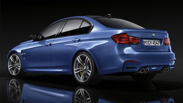 BMW Serie 3 330i  F30 252Hp