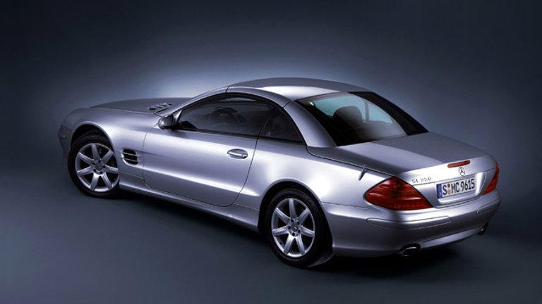 Mercedes Benz SL63 AMGR230 (2008-2011)