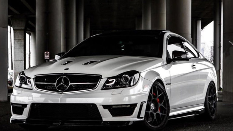 Mercedes Benz C63 AMG BS (2013-2014)