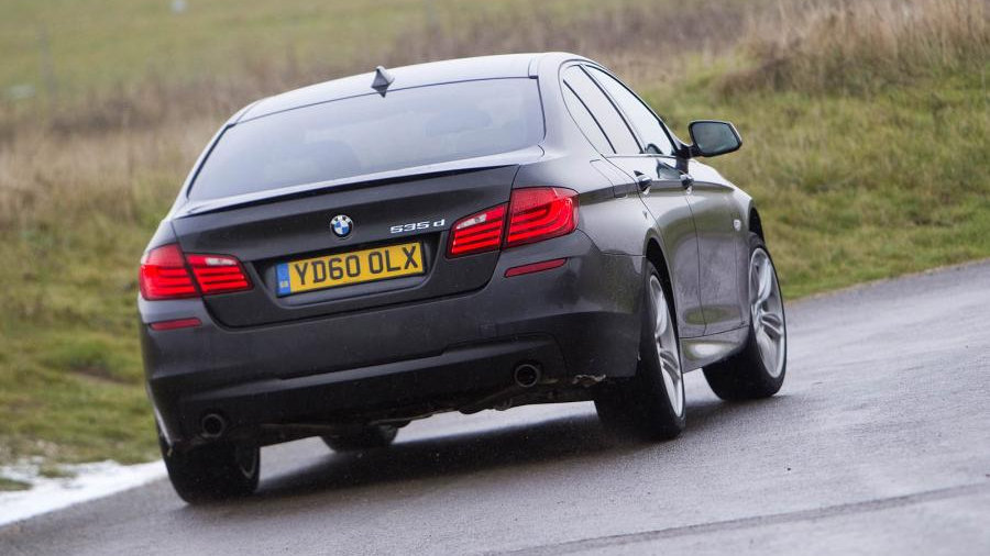 BMW 535d F10 DPF/EGR/SCR Deletes Package with Flasher