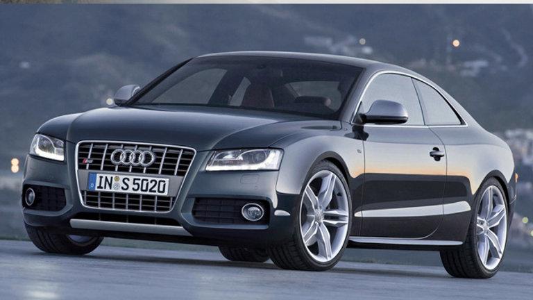 Audi  S5 (2007-2016)