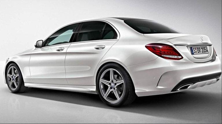 Mercedes Benz C300 W205 (2014+)