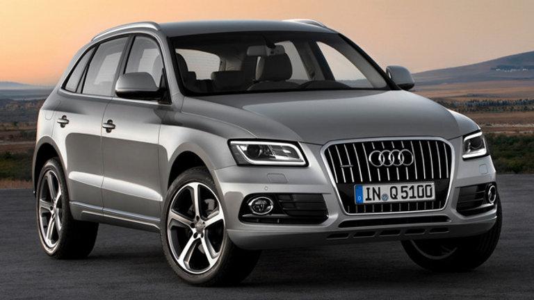 Audi Q5 2.0TDi 150 8R