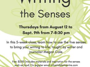 Writing the Senses