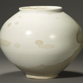 POEM: Moon Jars of Korea