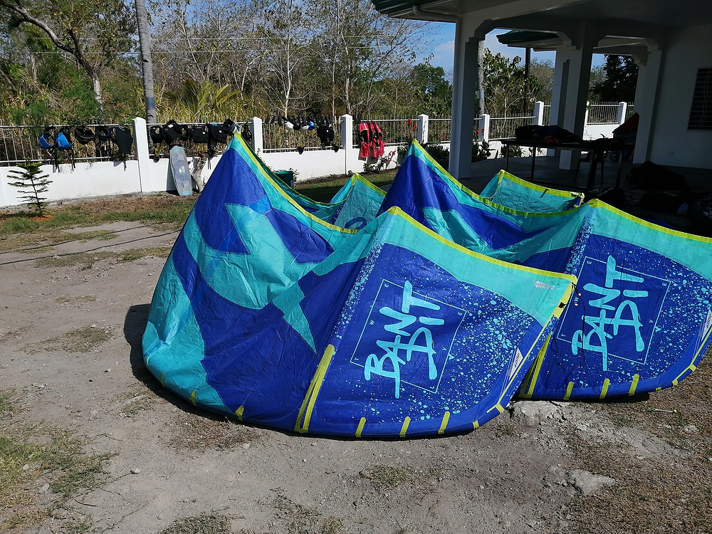 Bandit Kite 9m and 7m - 2019