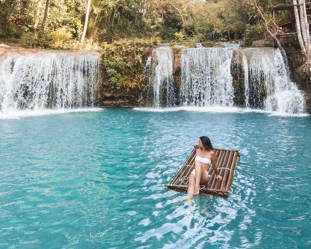 waterfalls - Kitesurf Trip Siquijor