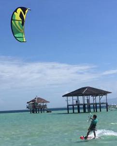 Kitesurf Dumaguete - Kite control