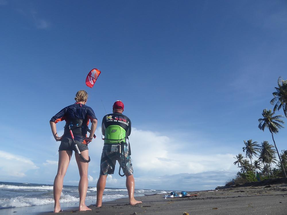 Kitesurfin Negros Oriental , Kitesurfing Dumaguete