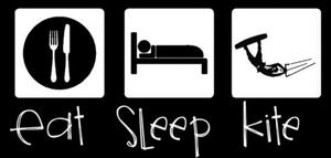 EAT KITE SLEEP