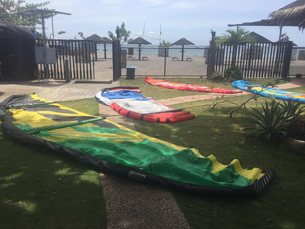 Kitesurf Philippines, Dumaguete