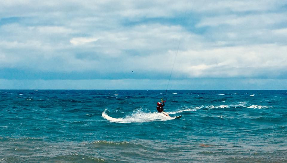 Strapless Kitesurf Philippines