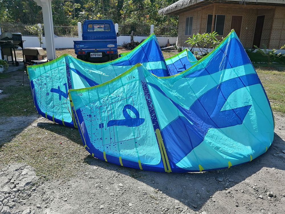 F-one Bandit Kite 9m and 7m - 2019