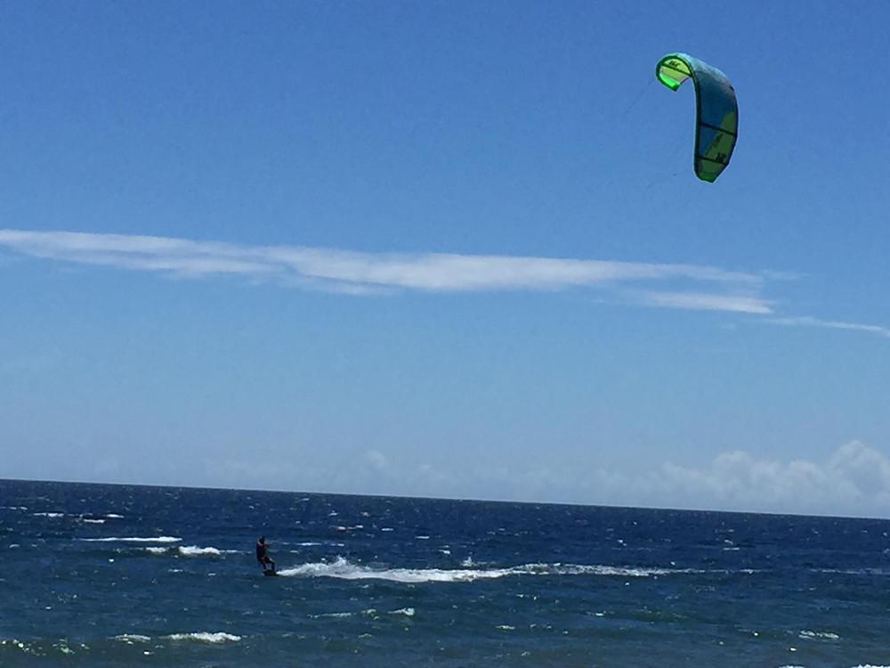 Kitesurfing trip from Cebu