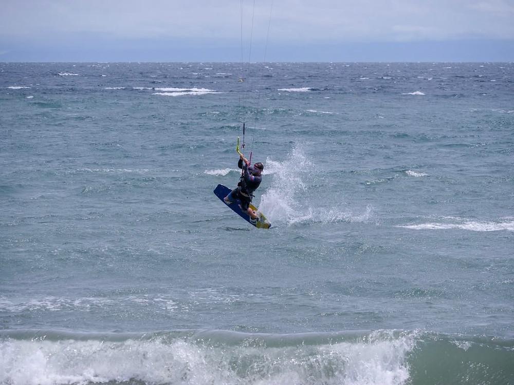 Philippines Kitesurfing Darkslide