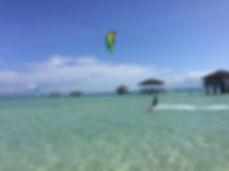 Kitesurfing Philippines, Kite In Negros, Manjuyod Sandbar