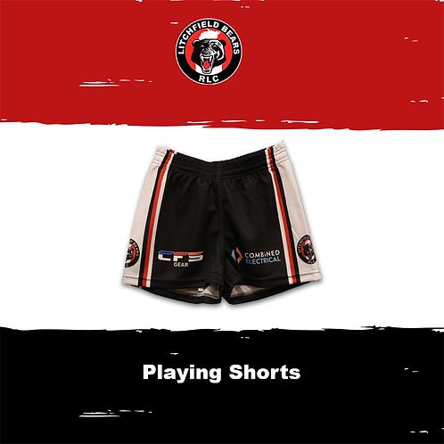 2021 Playing Shorts