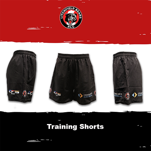 Training Shorts (with pockets)