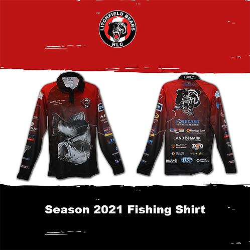 Ladies  Fishing Shirt