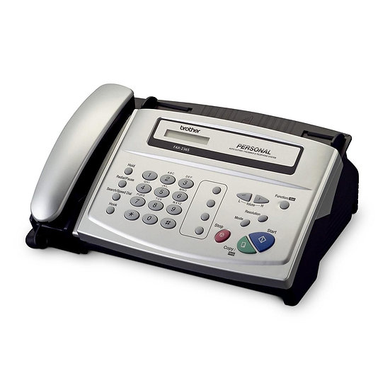 Brother FAX-236S(E) THERMAL FAX