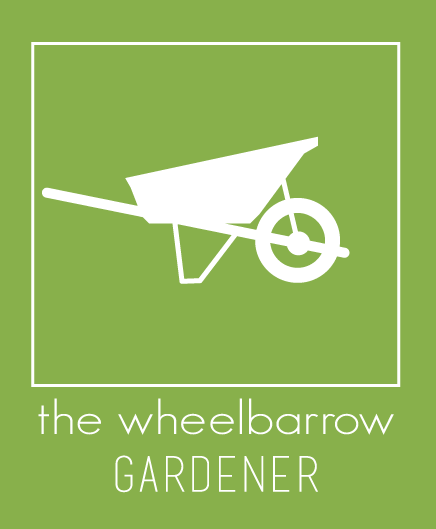 Wheelbarrow Gardener Logo