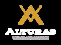 Logo Files_Alturas_Logo_V_3Color_WHTName