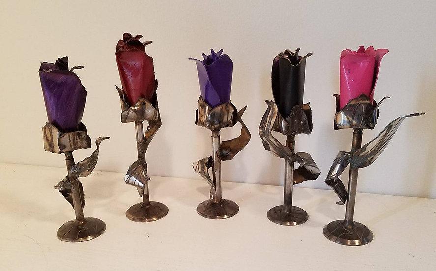 Valve Stem Roses - Custom Color