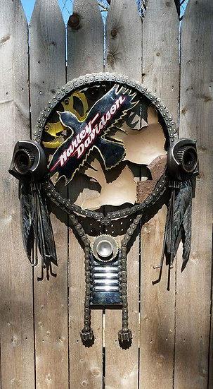 Harley dreamcatcher