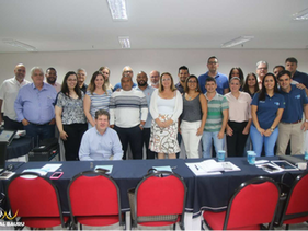 Training conference held by Brazilian distributor