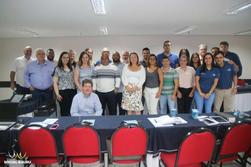 Brazilian Distributors Group Picture