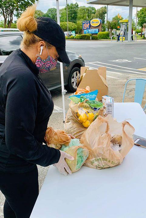 Community Action Vegan Food Drives