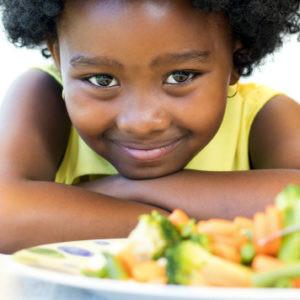 My children won't eat vegan food