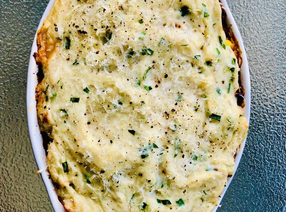 Our Italian Shepard's Pie