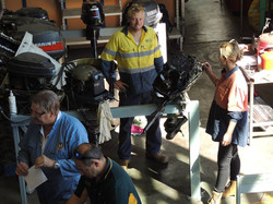 AMFA Engine Workshop