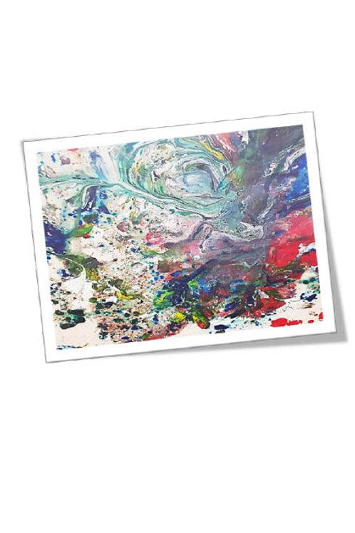 Jackson Pollock Lesson Plan