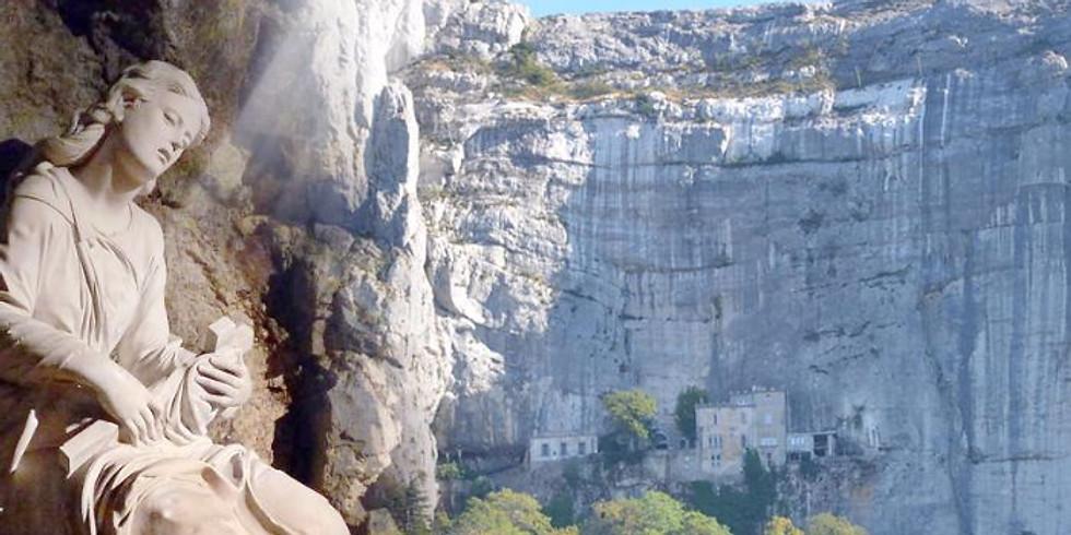Magdalene Rose Pilgrimage  ~France
