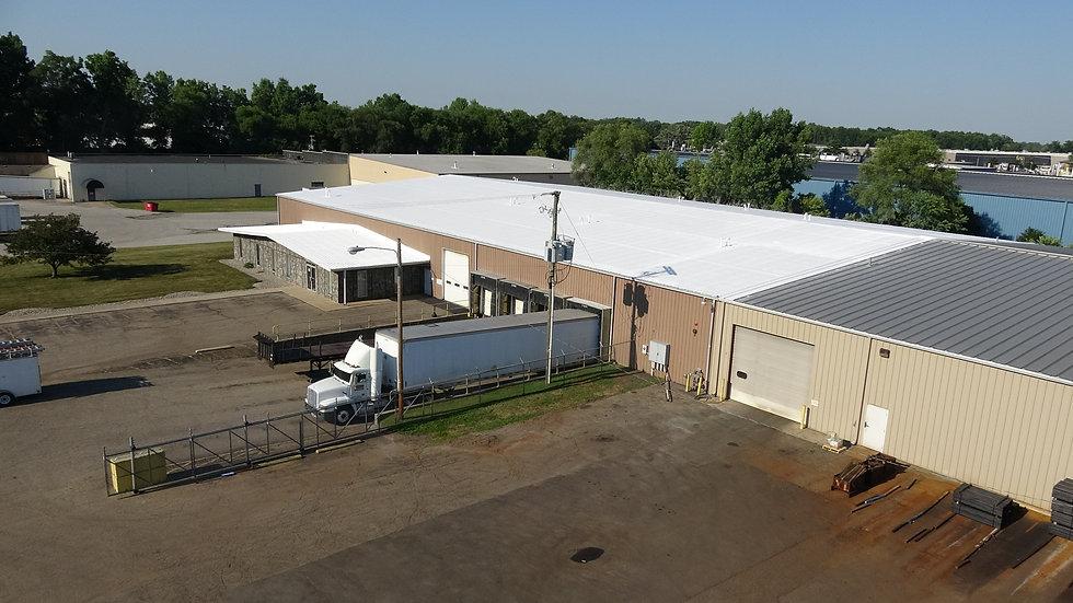 Goshen Commercial roof repair.JPG