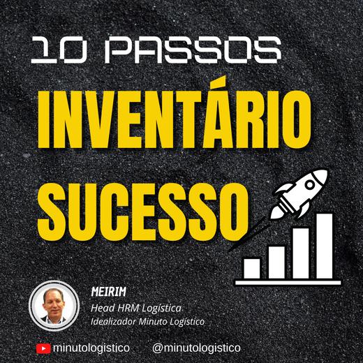 Curso: 10 passos para um inventário de sucesso