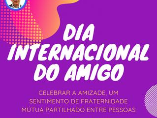 Dia internacional do Amigo