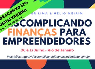 Descomplicando Finanças para Empreendedores com Desconto !!