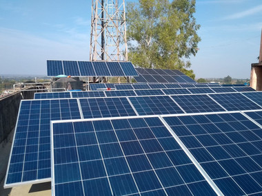 20KW SOLAR PV GRID-CONNECTED POWER PLANT