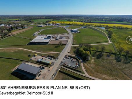 360° AHRENSBURG ERS B-PLAN NR. 88 B (OST)