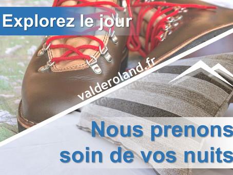 NOUVELLE LITERIE au Val de Roland