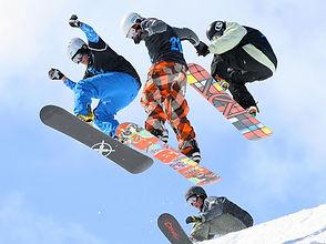 Snowboard - Val de Roland