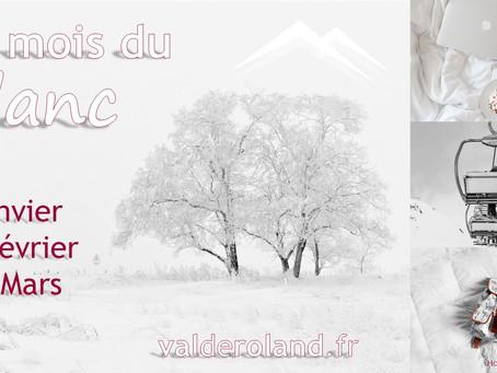 Les mois du Blanc sont officiellement ouverts au Val de Roland !