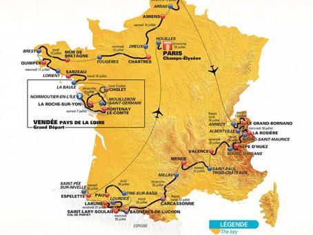 Tour de France 2018 / N'attendez pas pour réserver :)
